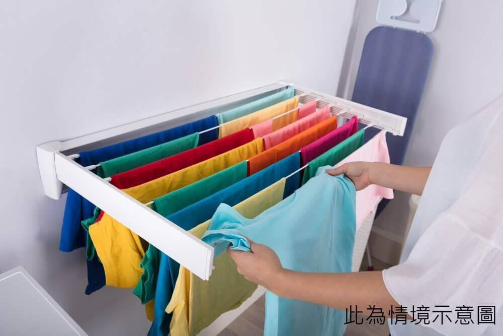 移動式冷氣優點:乾衣功能
