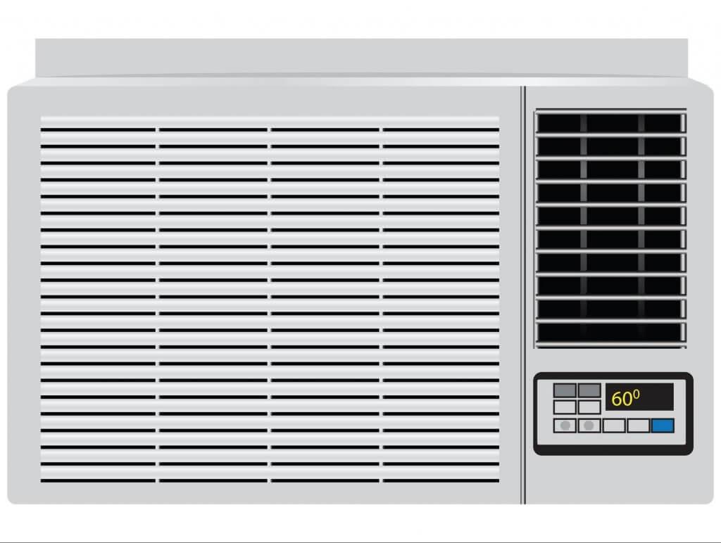 冷氣種類3:窗型冷氣